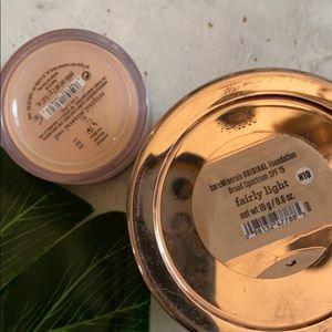 bareMinerals Makeup - Bare Minerals Fairly Light & 2 Mineral Veils